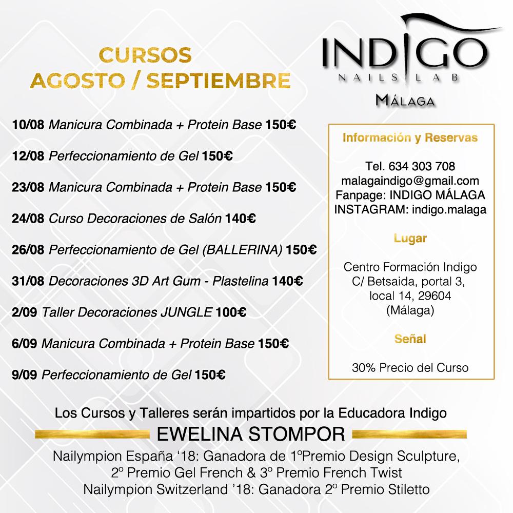 Cursos Indigo Málaga
